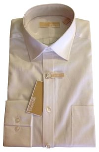Michael Kors Button Down Shirt Bright White