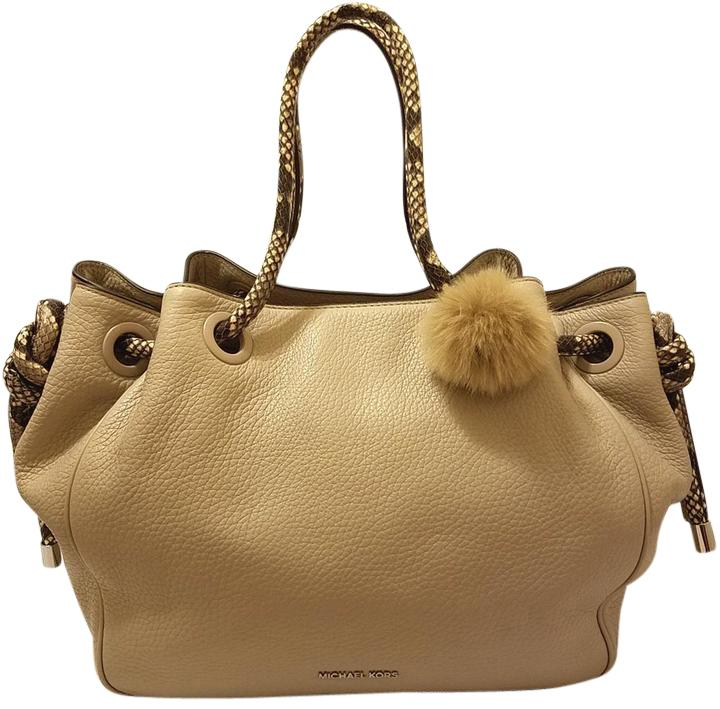 4403128f8a7a ... shopping michael kors dalia new with leather lined hobo bag 522cd 36b07