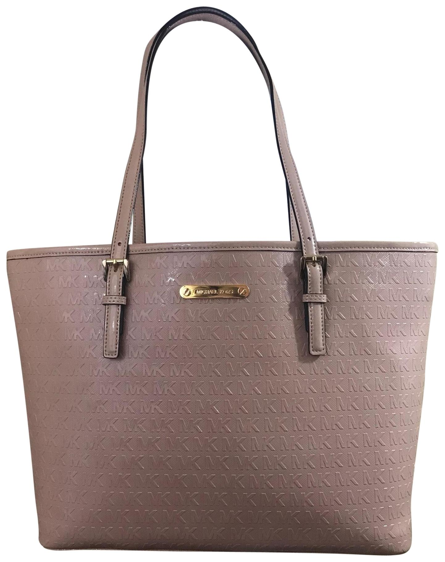 c98f63d6bcbc 9.5 0c974 ee8cf  get michael kors tote in oyster ef8e7 76514