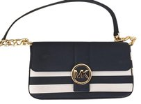 Michael Kors Limited Edition Gold Hardware Shoulder Bag