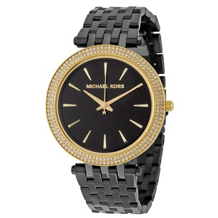 Michael Kors Michael Kors Black Dial Ladies Watch
