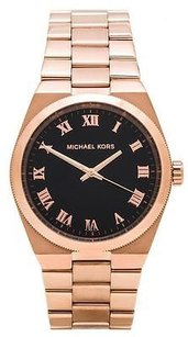 Michael Kors Michael Kors Channing Rose Gold-tone Ladies Watch Mk5937