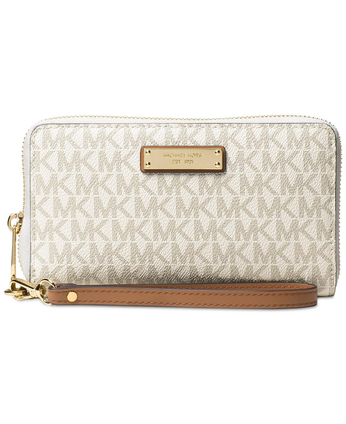 michael kors wallets on sale up to 80 off at tradesy