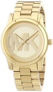 Michael Kors Michael Kors MK5786 Women's Gold Analog Watch With Champagne Dial