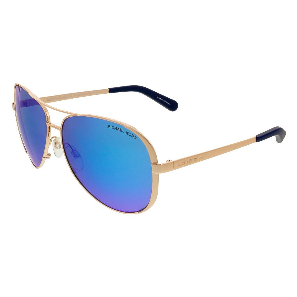 michael kors aviators h0tv  Michael Kors Michael Kors Rose Gold Aviator