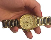 Michael Kors Miichael kors watch gold and brown MK5659