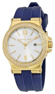 Michael Kors MK2490 MICHAEL KORS Mini Dylan Gold Tone Sunray Dial Ladies Watch