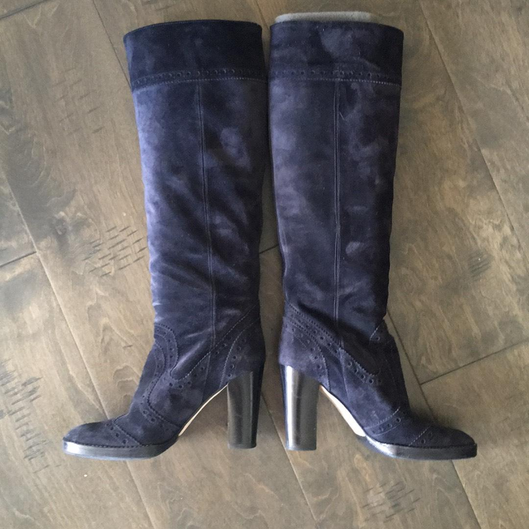 61554c5bcb6dc Buy michael kors boots blue   OFF75% Discounted