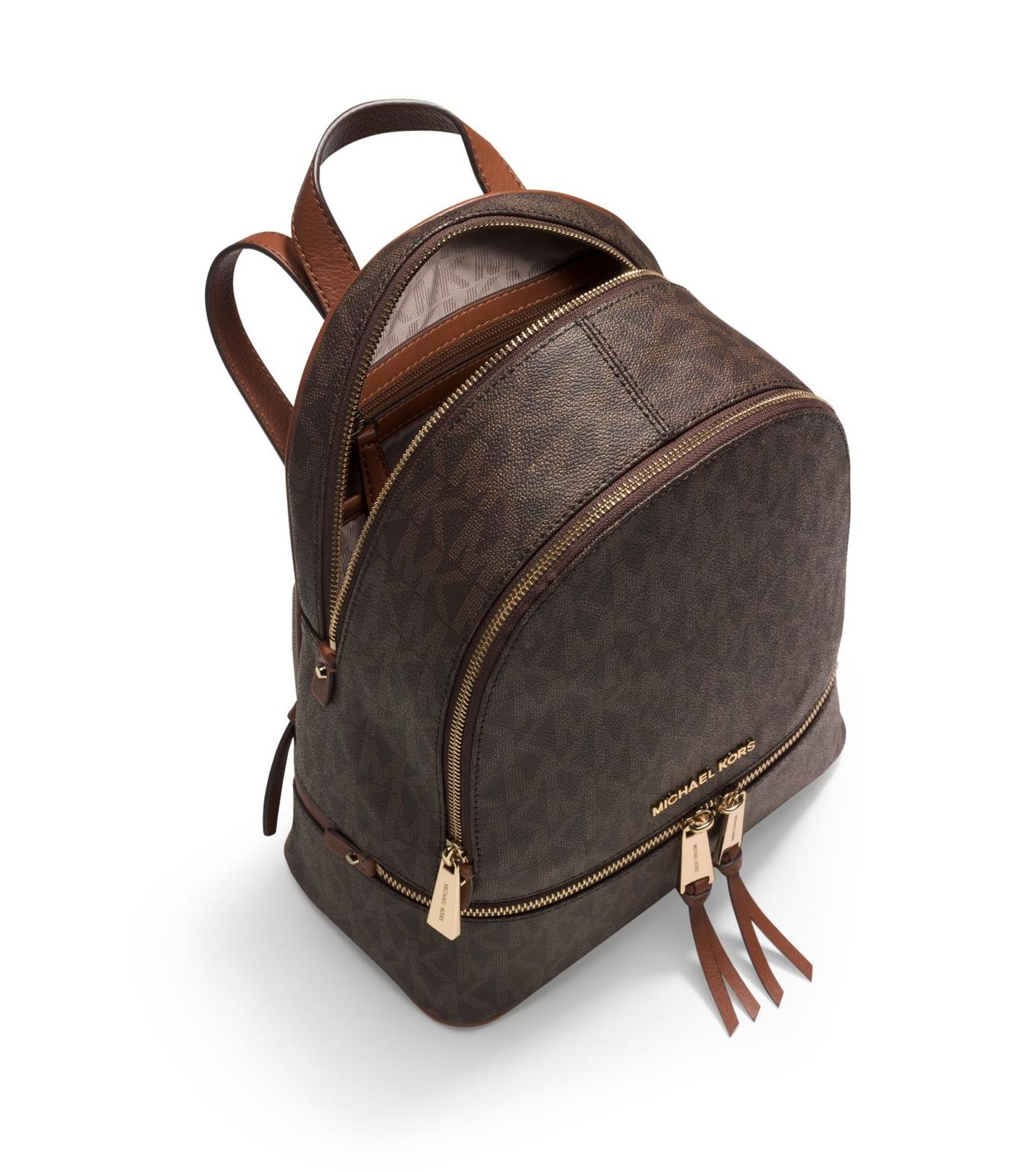 5b88873fdd72d3 where can i buy michael kors signature small backpack ad54a 21cd6