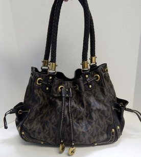 Michael Kors Venus Shopper Shoulder Bag