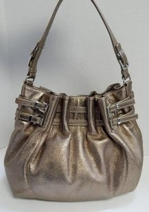 Michael Kors Metallic Shoulder Bag