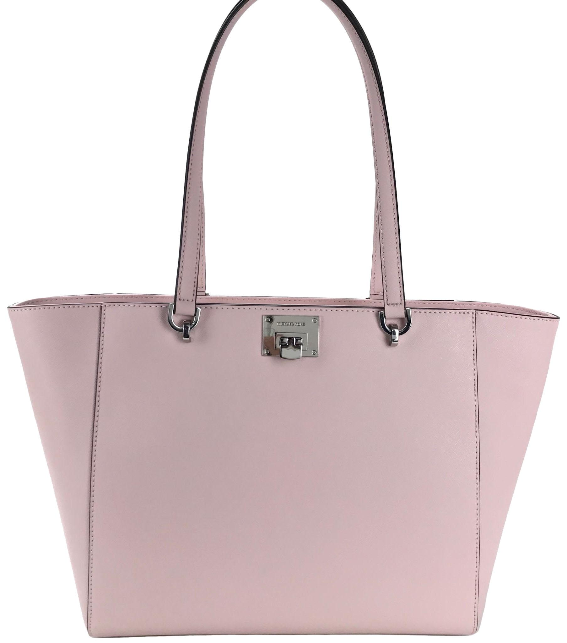 5862b1059f543f ... canada michael kors bags bags tote in pink e7154 d3841