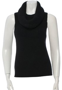 Michael Kors Turtleneck Cowl Neck Classic Sweater