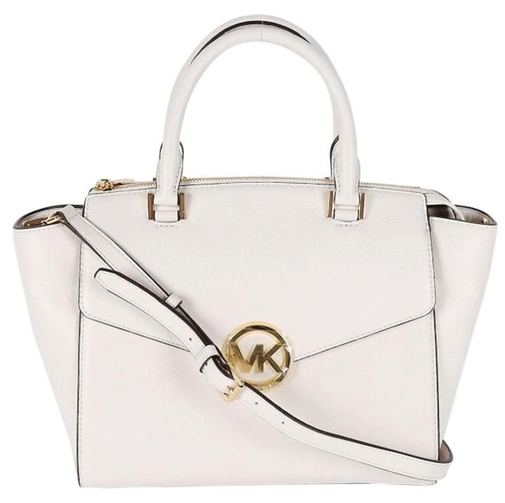 add490395fb6 ... official store michael kors tote in cream 06891 5a6af