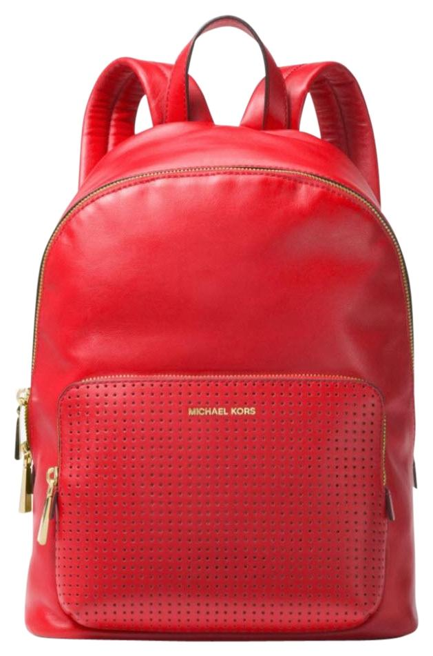e2147cefe72c promo code for michael kors rhea backpack red d48a9 83a84