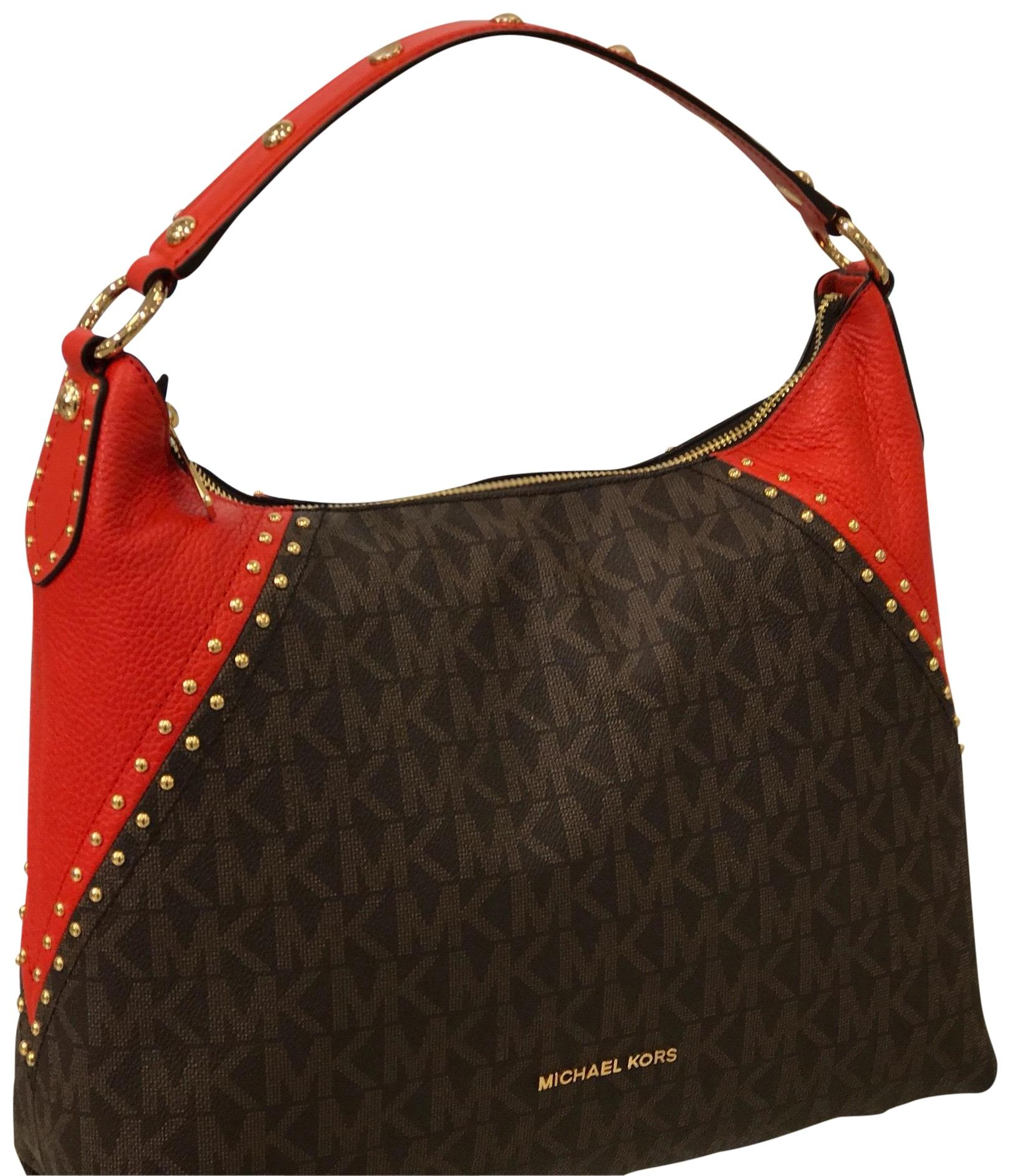 a19ccb60f004 ... new zealand michael michael kors hobo bag ea877 d96b7