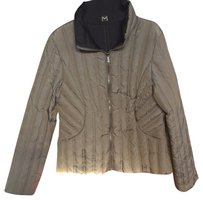 MICHAEL Michael Kors Gold/Brown Jacket