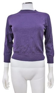 MICHAEL Michael Kors Knit Mock Neck Crop Sp Sweater