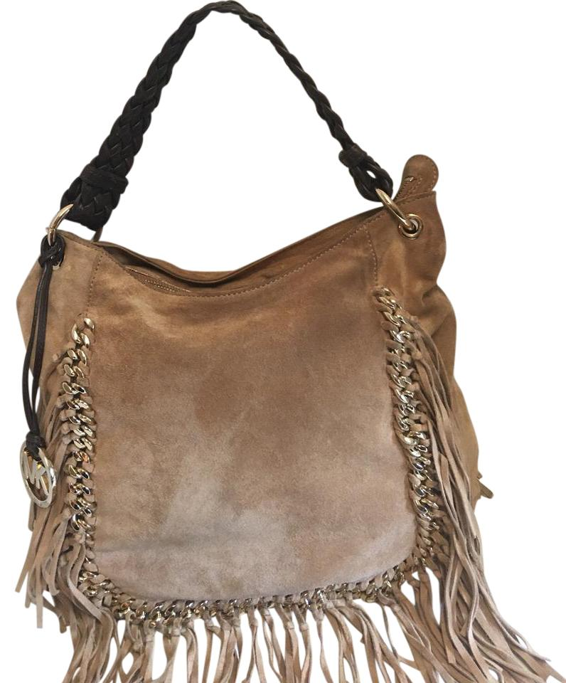 3d31a6c49e72 order michael kors dakota suede fringe bag f5af0 1f653  new zealand michael  michael kors hobo bag 15271 59901
