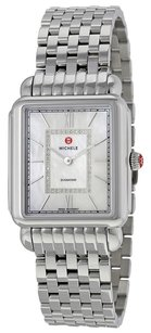 Michele MWW06X000015 Deco II Mother of Pearl Stainless Steel Ladies Watch