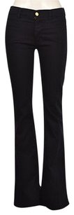MiH Jeans Mih Marrakesh Womens Blue 27 Cotton Pants Trousers Flare Leg Jeans