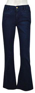 MiH Jeans Mih Marrakesh Womens Blue 25 Cotton Pants Denim Flare Leg Jeans