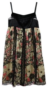 MILLY Womens Floral Dress