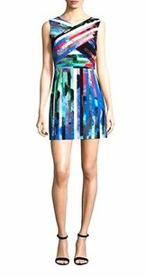 MILLY Multi Color Allison Dress