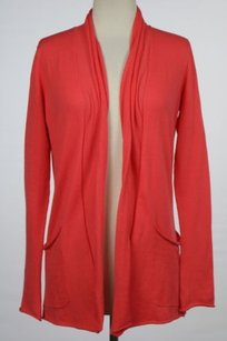 Minnie Rose Womens Knit Cardigan Long Sleeve Sweater