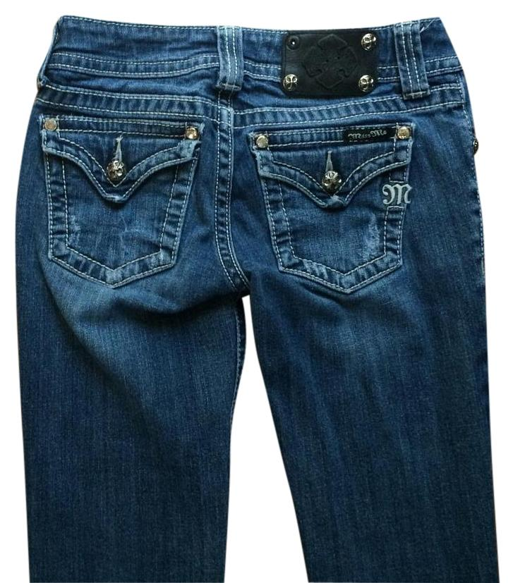 Miss Me Jeans Sizes