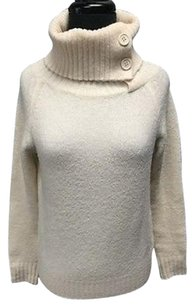 Miss Sixty Wool Blend Casual High Neck Long Sleeve 3422a Sweater