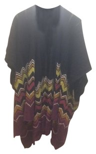 Missoni for Target Knit Chevron Shawl Cape