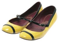 Missoni Yellow Pumps