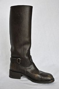 Miu Miu Tall Dark Brown Browns Boots