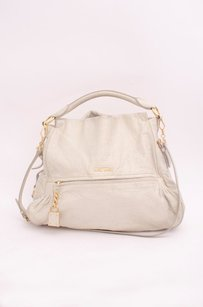 Miu Miu White Hobo Bag