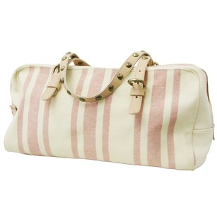 Miu Miu Ivory Travel Bag