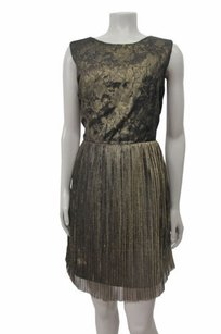 MM Couture By Miss Me Brown Dress