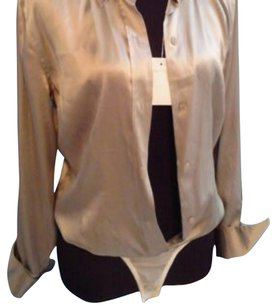 Moda International Top BEIGE