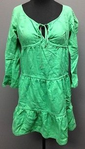 Moda International short dress Green on Tradesy
