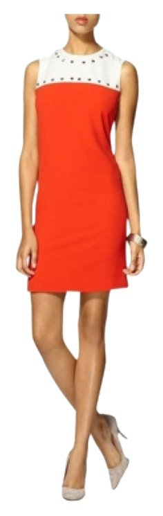 Modcloth Orange Ark & Co