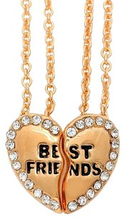 Modern Edge Best Friend Necklace
