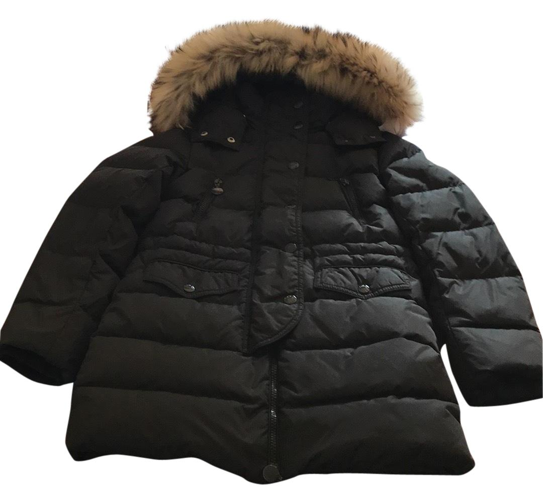 42a7fbec6 official store pre owned moncler coat grout d69dc adc26