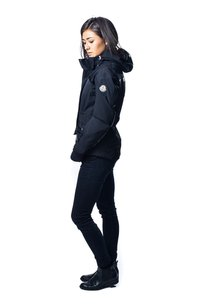 Moncler Jacket Lined Hooded Ski Jacket