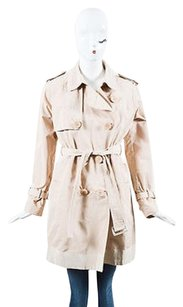 Moncler Double Breasted Trench Coat