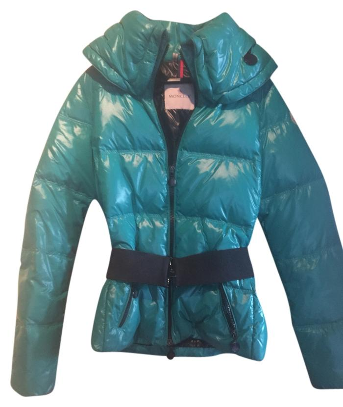Moncler Puffer Jacket Small Down Filled Monogram Coat ...