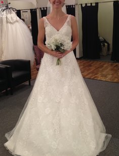 Mori Lee 1915 Wedding Dress
