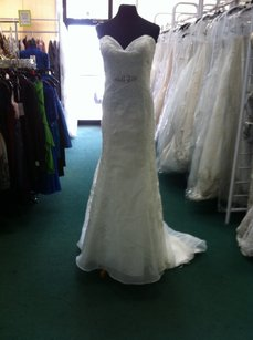 Mori Lee Simple Wedding Dress