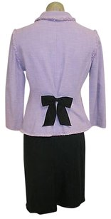 Moschino Moschino Cheap Chic Violet Purple Skirt Suit - Jacket46 Skirt Italy