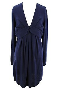 Moschino short dress blue Womens on Tradesy