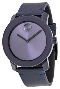 Movado MOVADO Bold Blue Dial Watch MV3600370